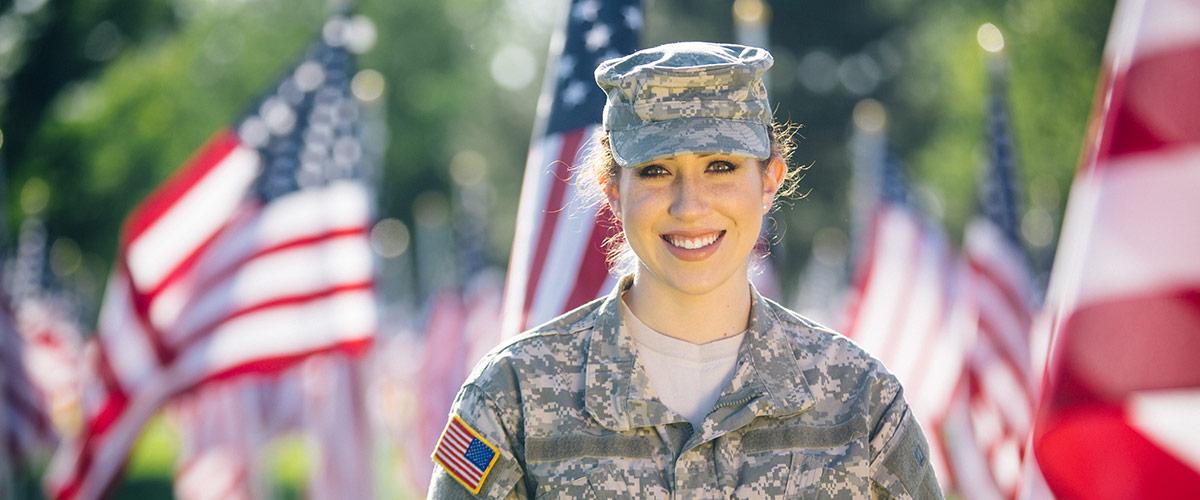 Military Appreciation Program header