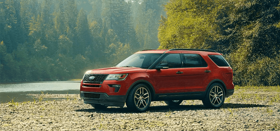 2018 Ford Explorer SUV | Ford Dealership near Chicago Heights, IL