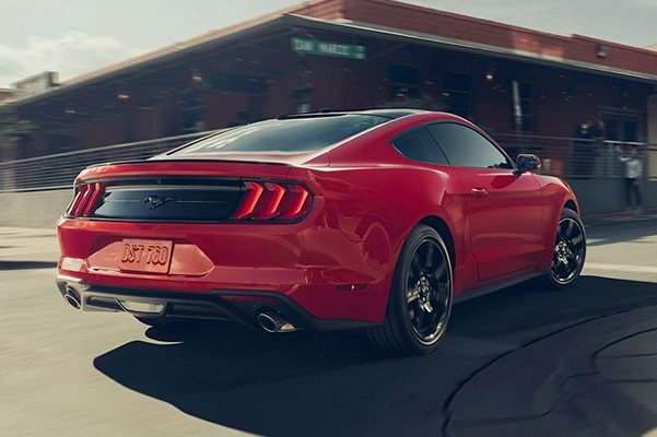 New 2019 Ford Mustang Engine Specs & Safety Features