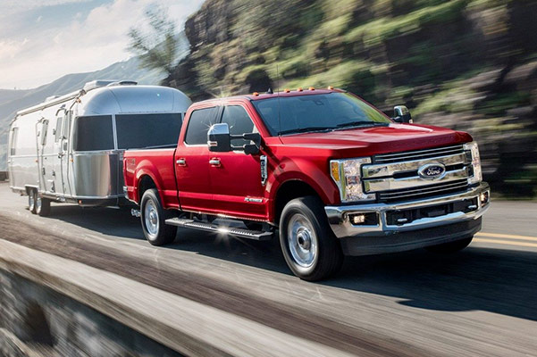2019 Ford Super Duty Specs & Performance