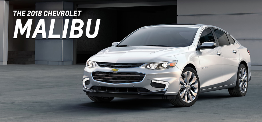 2018 Chevrolet Malibu | Chevy Dealership near Westchester, IL