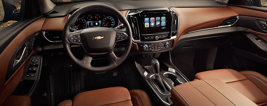 Buy a New 2018 Chevrolet Traverse | Chevy Sales in Forest ...