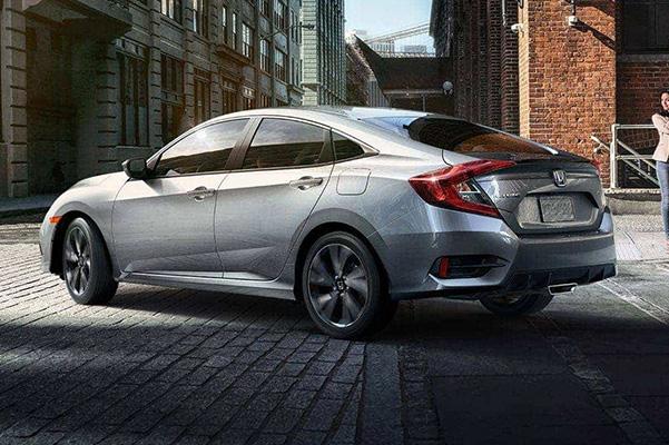 2020 Honda Civic specs