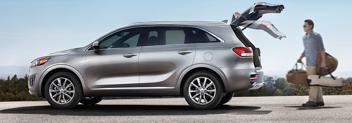 Kia Sorento Towing Capacity >> New 2018 Kia Sorento SUV | Buy a New Kia in Grand Blanc, MI