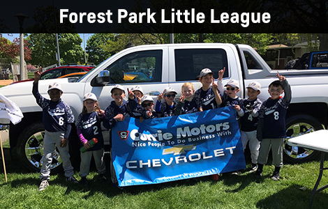 Currie Motors Chevrolet Community Involvement in Forest Park, IL