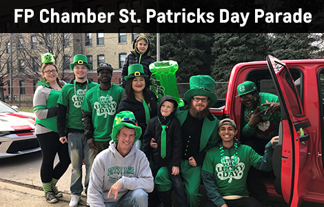 FP Chamber St. Patricks Day Parade