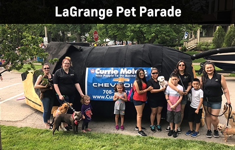 LaGrange Pet Parade