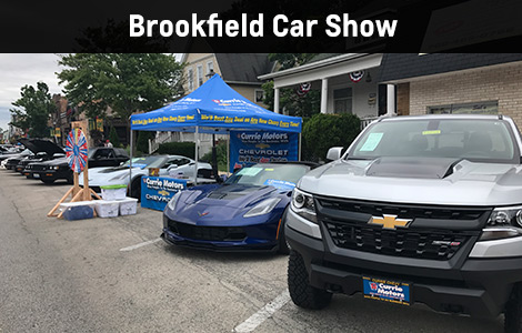 Brookfield Car SHow