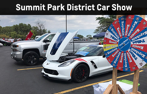 Summit Park District Car Show